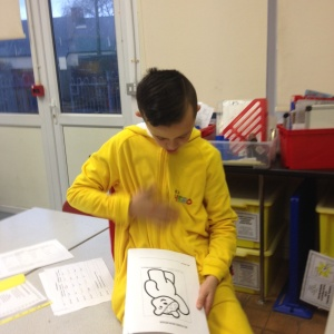 Look how quickly my and has created this Pudsey Picture