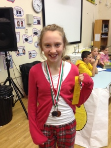 Madison's Achievement